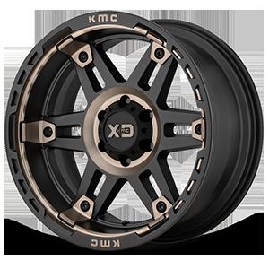 XD Series by KMC XD840 Spy II