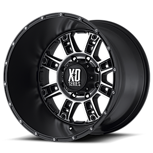 XD Series by KMC XD809 Riot
