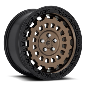 Fuel 1-Piece Wheels Zephyr - D634 [Car]