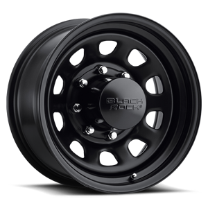Black Rock Series 942 Type D Steel