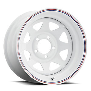 Cragar Series 310 Nomad White