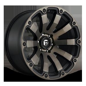 Fuel 1-Piece Wheels Diesel - D636