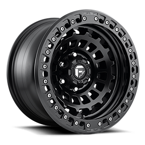 Fuel 1-Piece Wheels Zephyr Beadlock - D101
