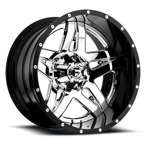 Fuel 2-Piece Wheels Full Blown - D243