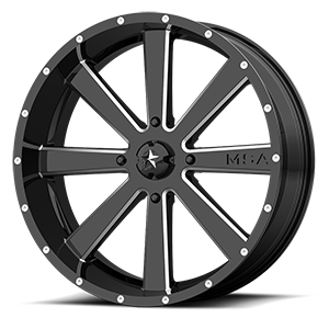MSA Offroad Wheels M34 Flash