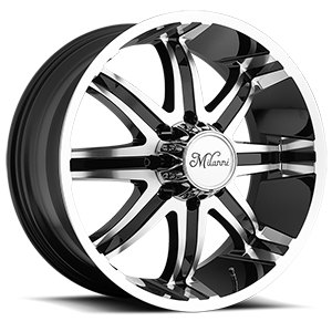 Milanni Wheels 446 Kool Whip 8