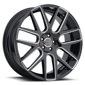 Milanni Wheels 9022 Virtue