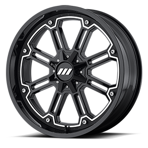 MSA Offroad Wheels M30 Throttle