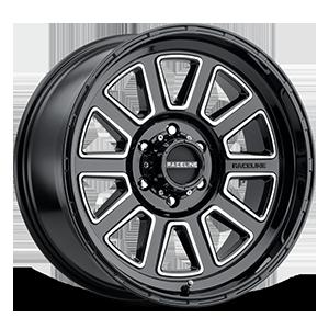 Raceline Wheels 943 Magnum