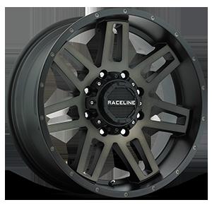 Raceline Wheels 931DM Injector