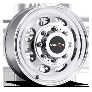 Vision HD Truck/Trailer 181NR Hauler Duallie