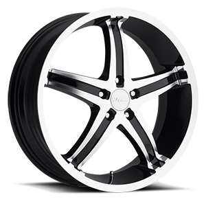 Milanni Wheels 446 Kool Whip 5