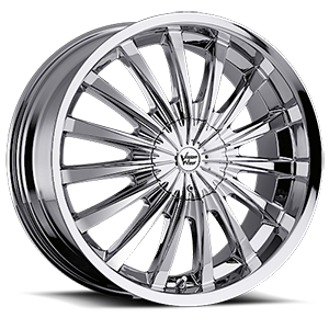 Vision Wheel 454 Shattered