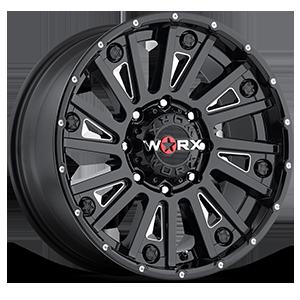 WORX Wheels 810 Sentry