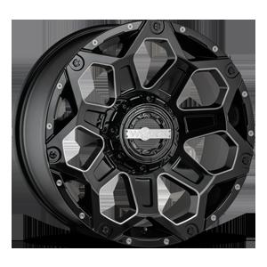WORX Wheels 812 Clash