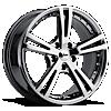 Vision Wheel 463 Xcite