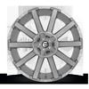 Fuel 1-Piece Wheels Contra - D714