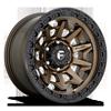 Fuel 1-Piece Wheels Covert - D696