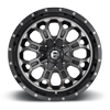 Fuel 1-Piece Wheels Crush - D561