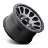 Fuel 1-Piece Wheels Vector - D601