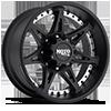 MO961 Satin Black