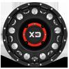 XD Series by KMC XS129 Holeshot