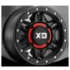 XD Series by KMC XS228 Machete Beadlock
