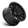 Fuel 1-Piece Wheels Rebel 6 - D679