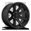 Fuel 1-Piece Wheels Rogue - D709