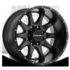 930 Shift Matte Black - 20x12