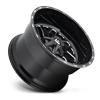 Fuel 1-Piece Wheels Triton - D581