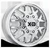 XD843 Grenade Chrome