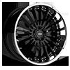 New York X130 Gloss Black