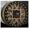 XS235 Grenade Beadlock Satin Bronze