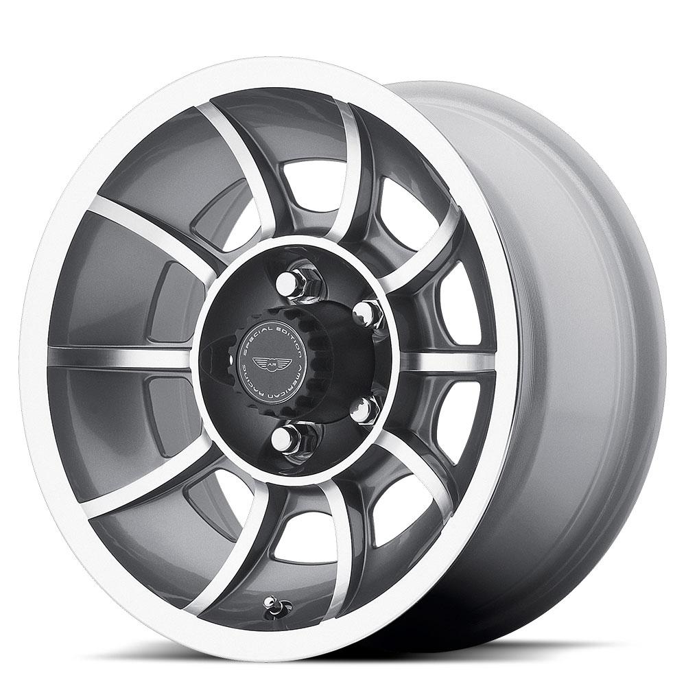 American Racing Custom Wheels VN47 Vector Wheels & VN47