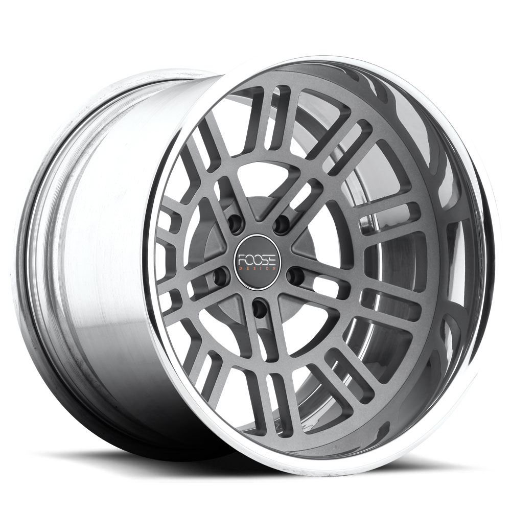 Foose Shelby - F418 Concave Wheels & Shelby - F418 Concave