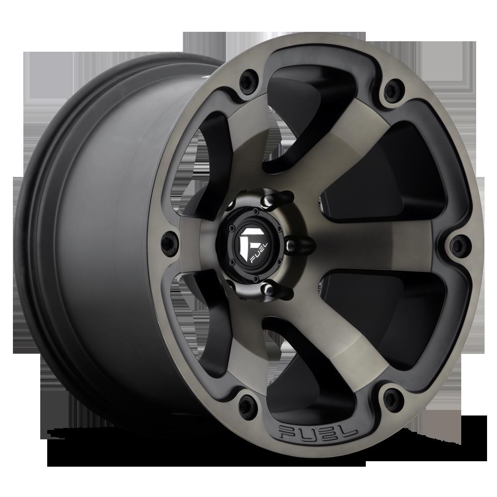 Fuel 1 Piece Wheels Beast D564 Wheels Beast D564 Rims On Sale