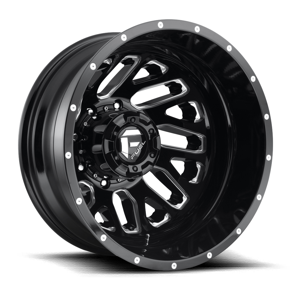 Fuel Dually Wheels