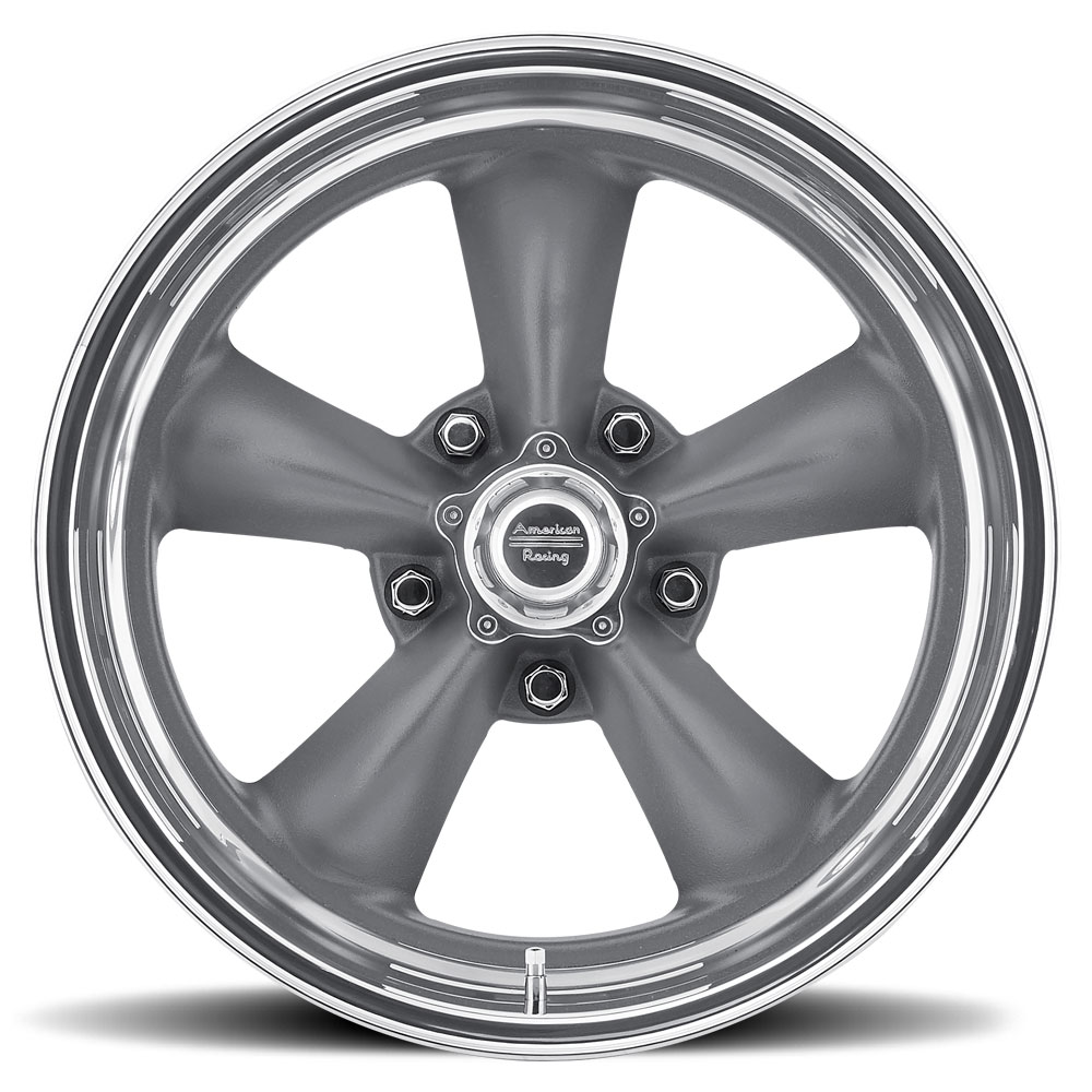 American Racing Custom Wheels Vncl205 Classic Torq Thrust Ii Wheels